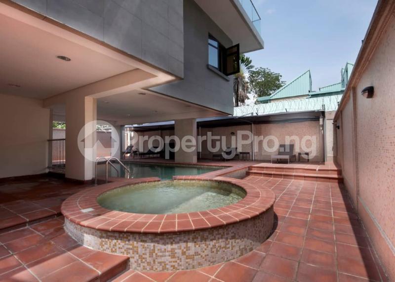 3 bedroom Flat / Apartment for shortlet Bourdillon Drive Bourdillon Ikoyi Lagos - 0