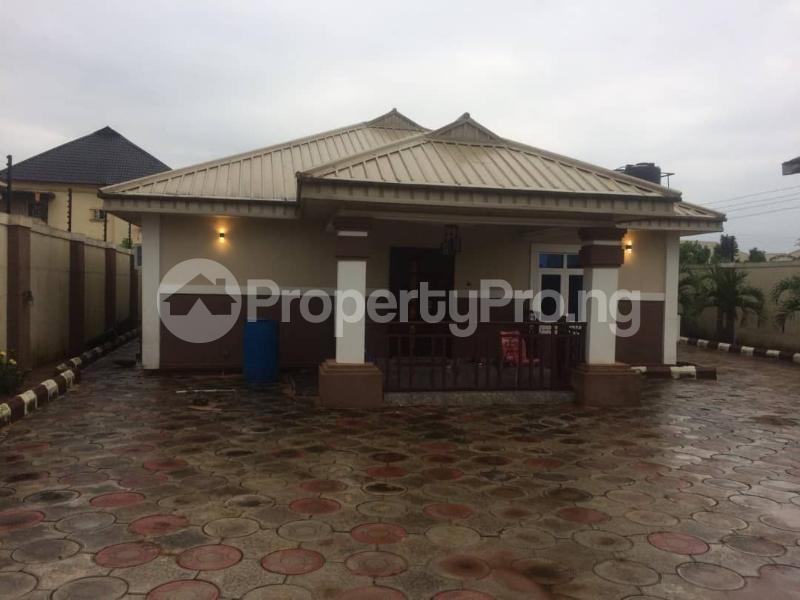 3 bedroom Detached Bungalow House for sale Very close to the road at Oghoghobi off Sapele road Oredo Edo - 3