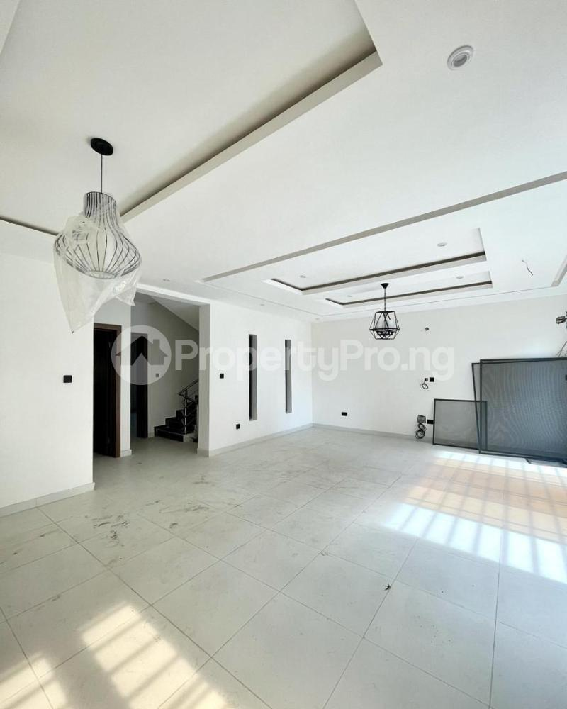 4 bedroom Terraced Duplex for sale Ologolo Ikate Lekki Ologolo Lekki Lagos - 1
