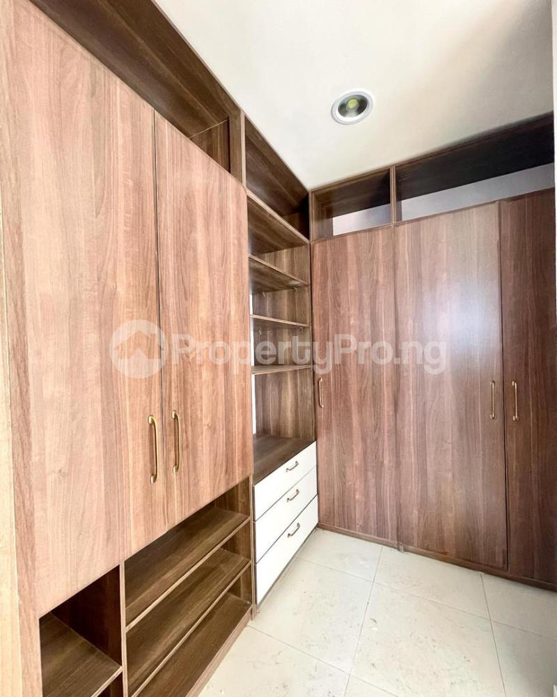 4 bedroom Terraced Duplex for sale Ologolo Ikate Lekki Ologolo Lekki Lagos - 5
