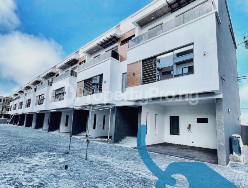 4 bedroom Terraced Duplex for sale Ologolo Ikate Lekki Ologolo Lekki Lagos - 0