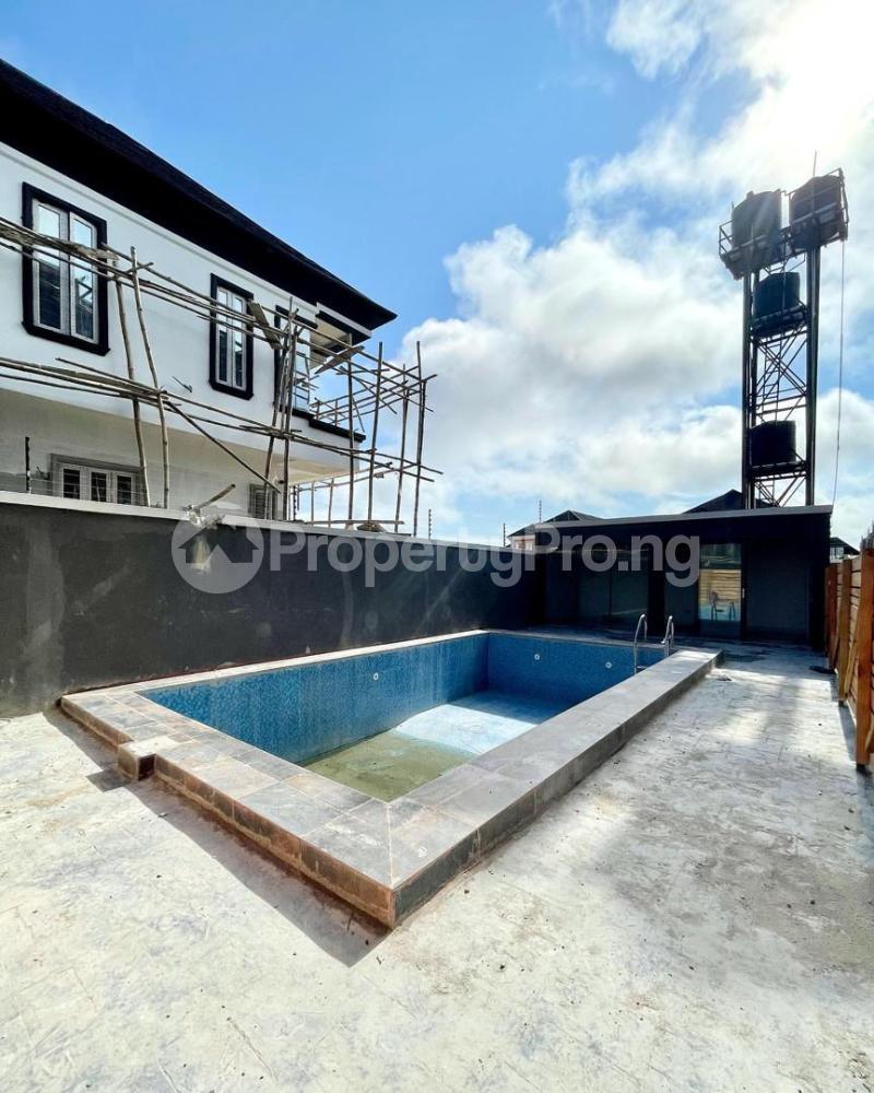 4 bedroom Terraced Duplex for sale Ologolo Ikate Lekki Ologolo Lekki Lagos - 9