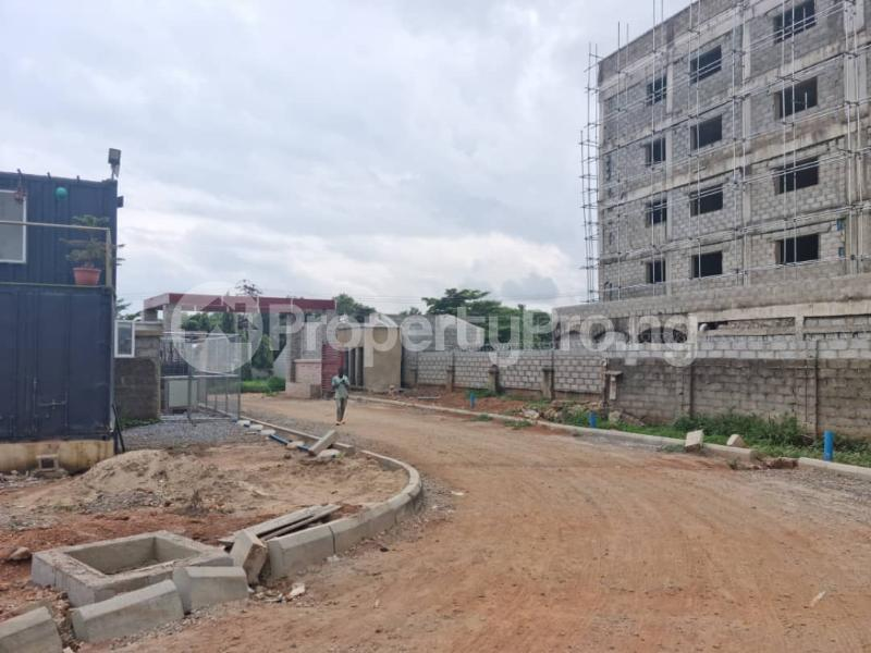 4 bedroom Terraced Duplex for sale City View Estate, Gudu. Apo Abuja - 1