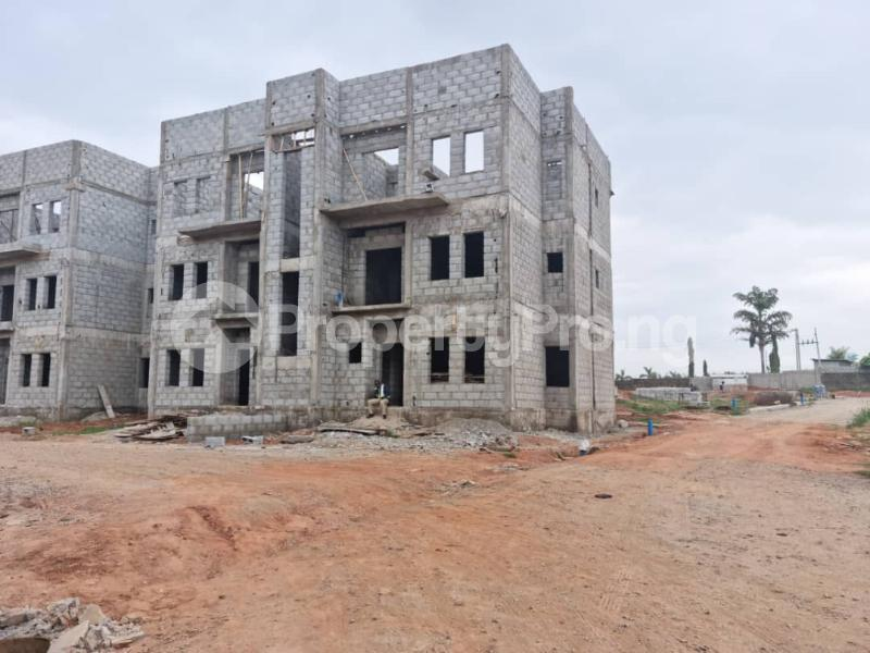 4 bedroom Terraced Duplex for sale City View Estate, Gudu. Apo Abuja - 4