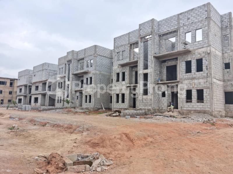4 bedroom Terraced Duplex for sale City View Estate, Gudu. Apo Abuja - 3