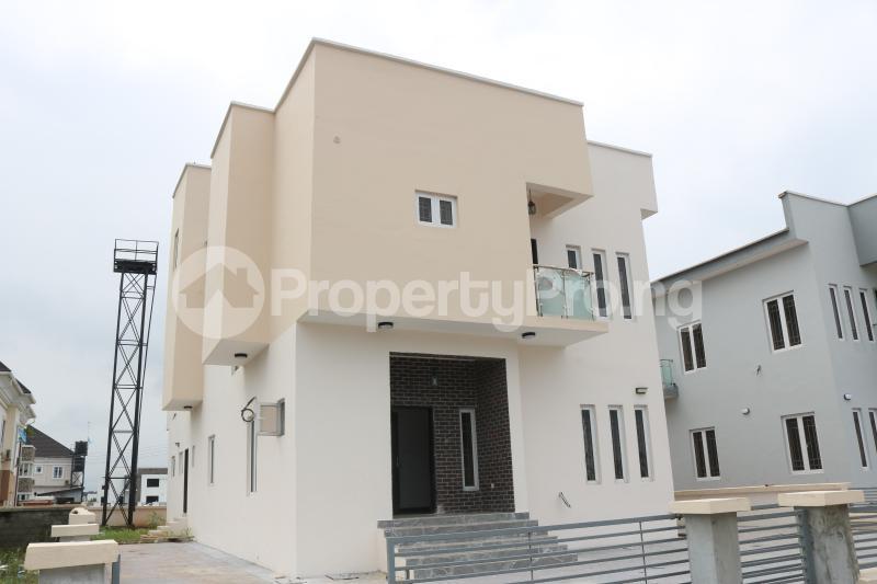 5 bedroom Detached Duplex House for sale Lekki Lagos - 1