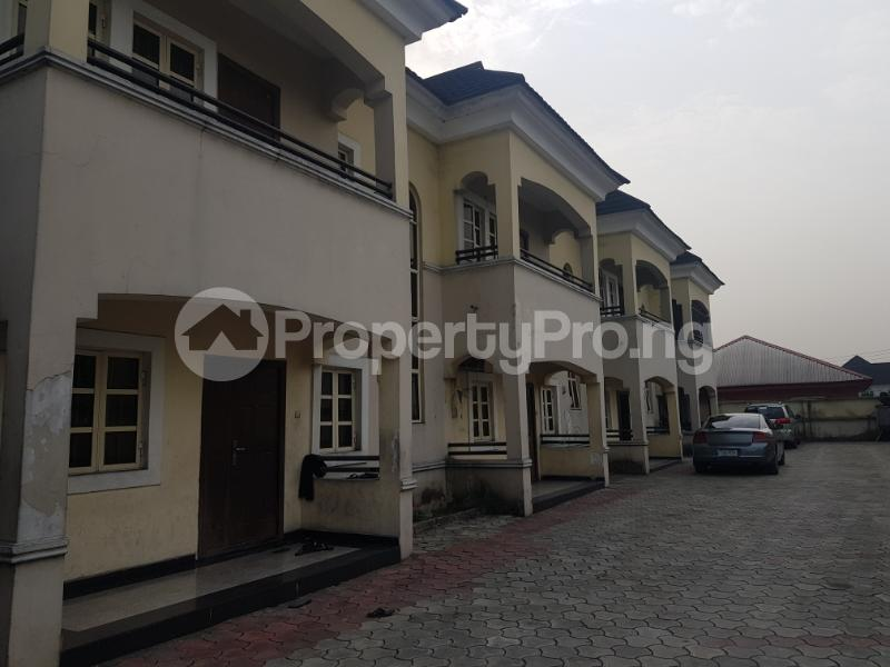 3 bedroom Semi Detached Duplex House for rent Somitel off the road Trans Amadi Port Harcourt Rivers - 5