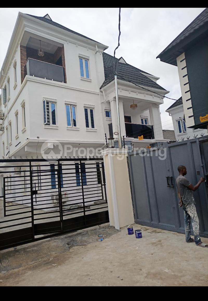 2 bedroom Flat / Apartment for rent Unity Estate Egbeda Lagos Egbeda Alimosho Lagos - 0