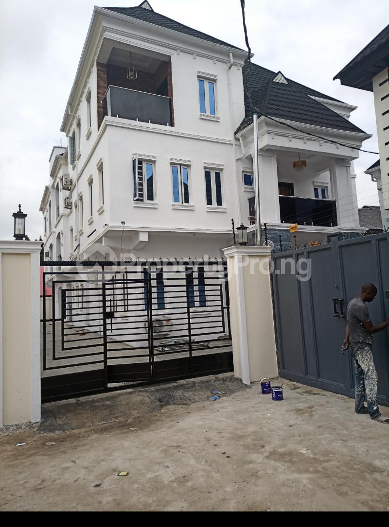 2 bedroom Flat / Apartment for rent Unity Estate Egbeda Lagos Egbeda Alimosho Lagos - 1