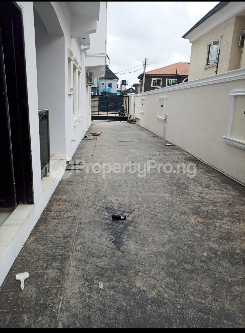 2 bedroom Flat / Apartment for rent Unity Estate Egbeda Lagos Egbeda Alimosho Lagos - 10