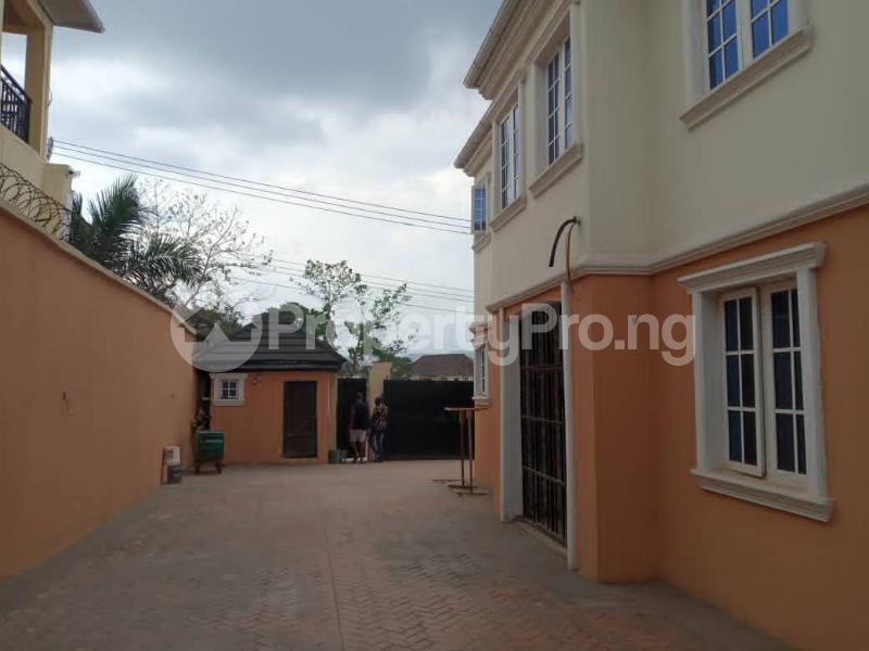 5 bedroom Semi Detached Duplex House for sale Old Gra, off Golf Estate phase 1 Extension Enugu Enugu - 9