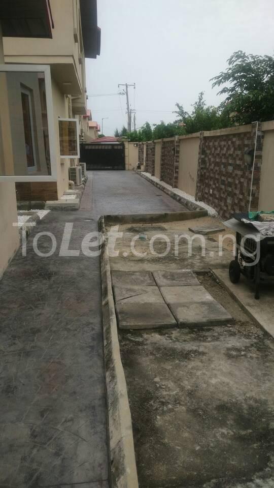 4 bedroom House for rent Atlantic Beach Estate, Oniru Victoria Island Extension Victoria Island Lagos - 1