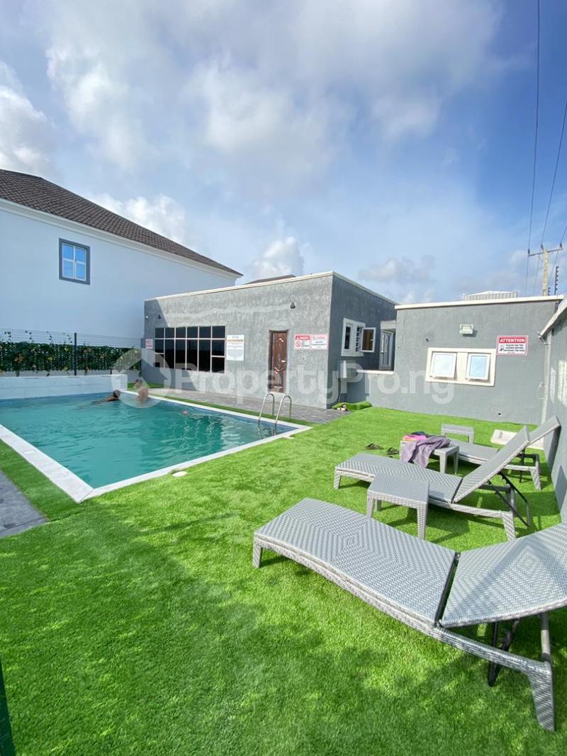 3 bedroom Terraced Duplex House for sale Orchid Road, Off Chevron Drive, Lekki, Lagos chevron Lekki Lagos - 3