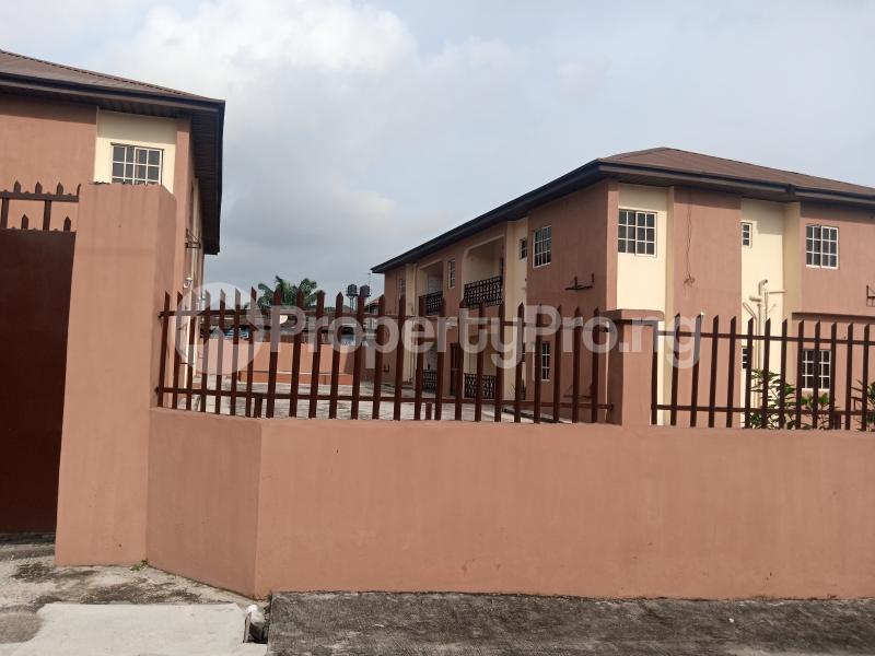 2 bedroom Flat / Apartment for rent Total Gospel Road, Peter Odili Trans Amadi Port Harcourt Rivers - 1