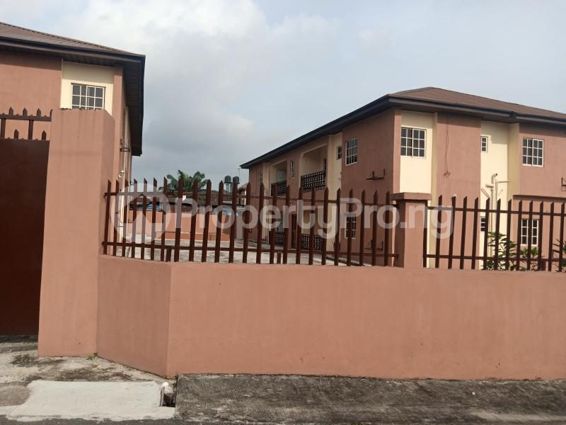 2 bedroom Flat / Apartment for rent Total Gospel Road, Peter Odili Trans Amadi Port Harcourt Rivers - 0