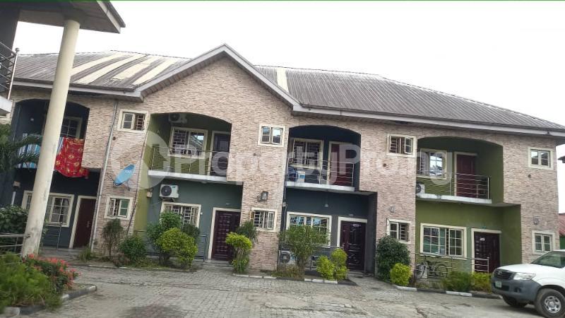 2 bedroom Semi Detached Duplex for rent Rumuigbo Rumuokwuta Port Harcourt Rivers - 0