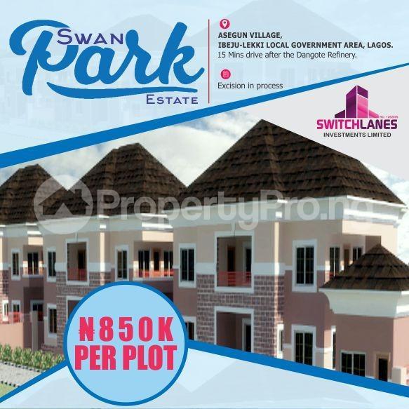 Residential Land for sale Ibeju-Lekki Lagos - 0