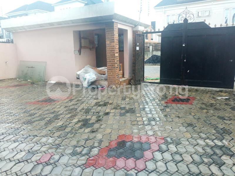 5 bedroom Detached Duplex House for rent Oral Estate Lekki Lagos - 1