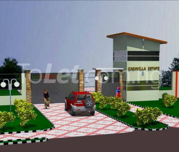 3 bedroom Semi Detached Bungalow House for sale Casavilla Estate Behind Punch Headquarters; Magboro Obafemi Owode Ogun - 3