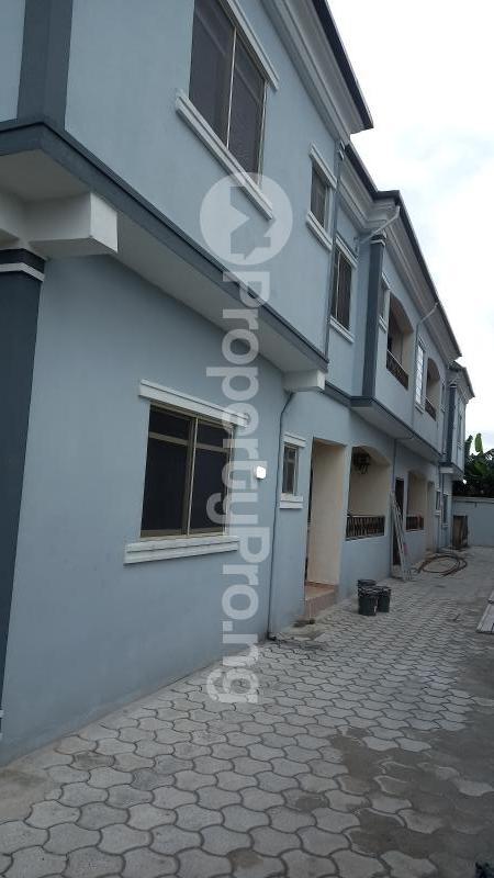 2 bedroom Mini flat for rent Shell Corporative Estate Eneka Link Road Eliozu Port Harcourt Rivers - 1