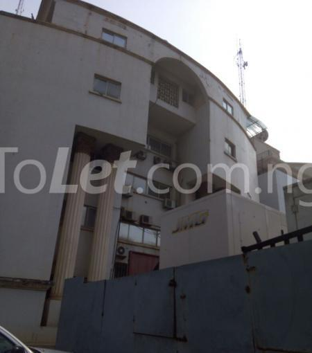 Commercial Property for sale Opposite NNPC Towers; Herbert Macaulay, Central Area Abuja - 1