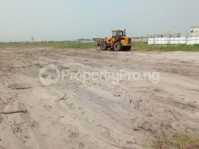Residential Land Land for sale Lekki Second toll gate After Orchid Hotel Road chevron Lekki Lagos - 2