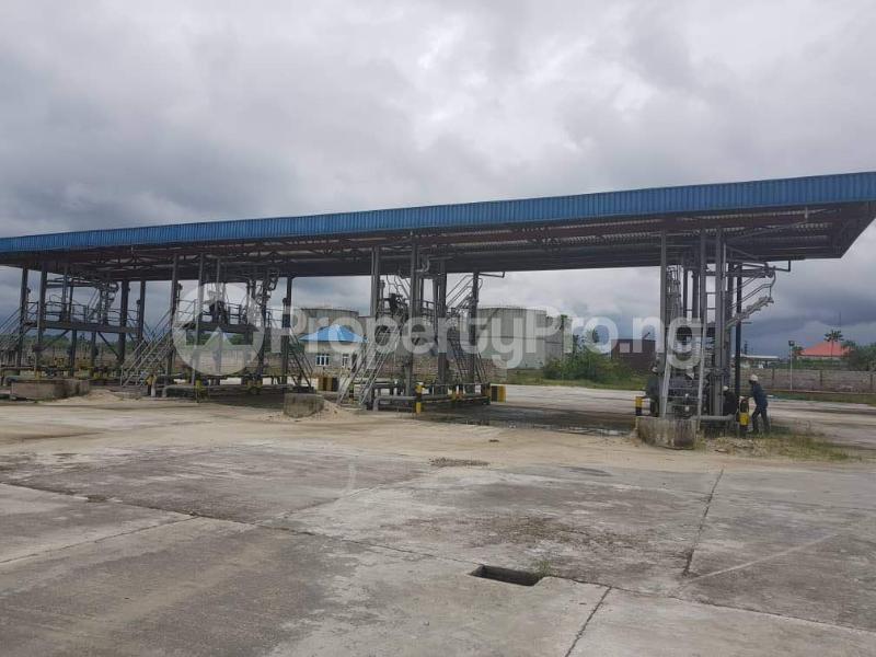 Tank Farm Commercial Property for sale Koko Warri Delta - 1