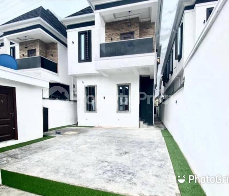 4 bedroom Detached Duplex House for rent Ikota Gra Ikota Lekki Lagos - 7