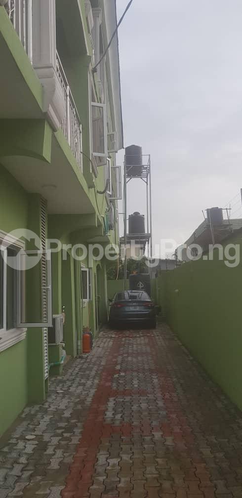 2 bedroom Flat / Apartment for rent Ifako-gbagada Gbagada Lagos - 5