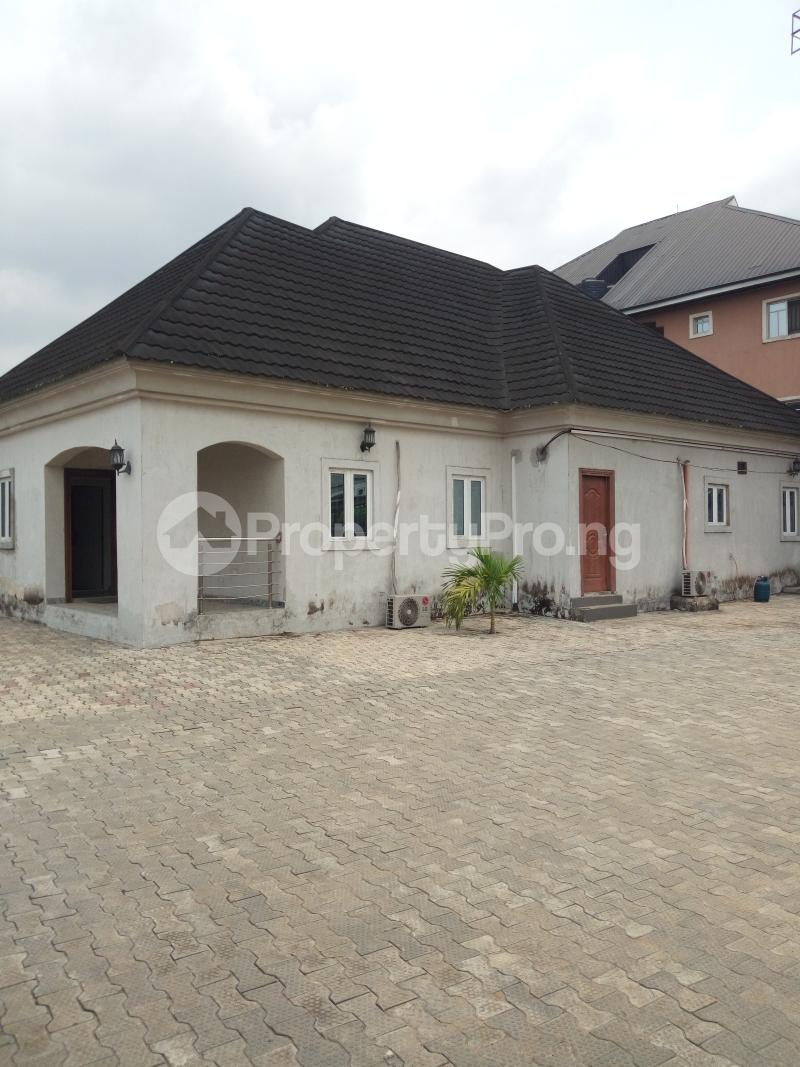 4 bedroom Detached Bungalow House for sale Radio Estate NTA Rd Magbuoba Port Harcourt Rivers - 0