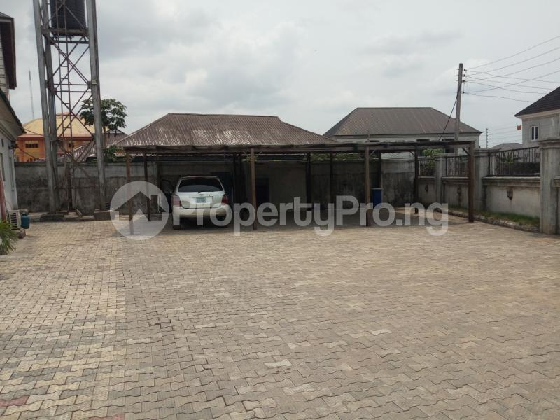 4 bedroom Detached Bungalow House for sale Radio Estate NTA Rd Magbuoba Port Harcourt Rivers - 12