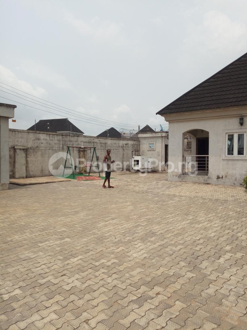4 bedroom Detached Bungalow House for sale Radio Estate NTA Rd Magbuoba Port Harcourt Rivers - 2