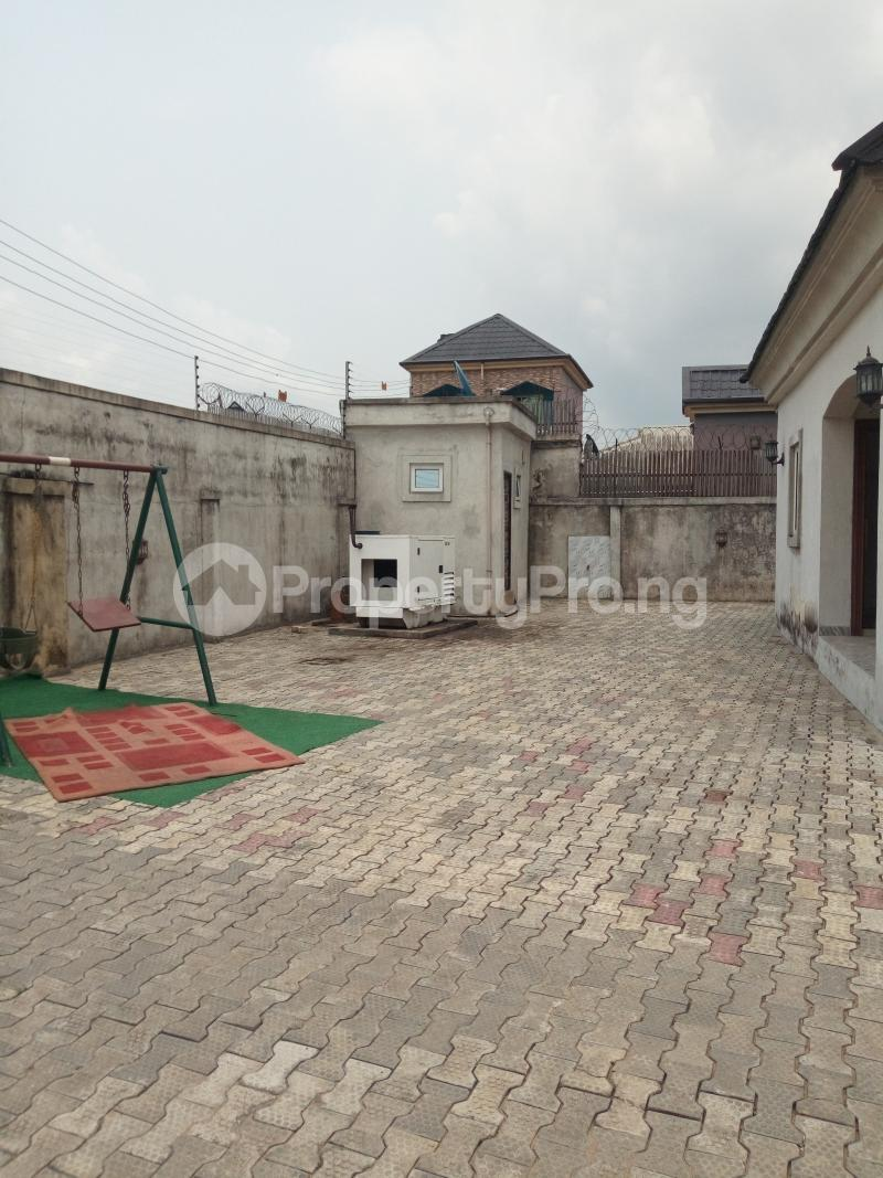 4 bedroom Detached Bungalow House for sale Radio Estate NTA Rd Magbuoba Port Harcourt Rivers - 14