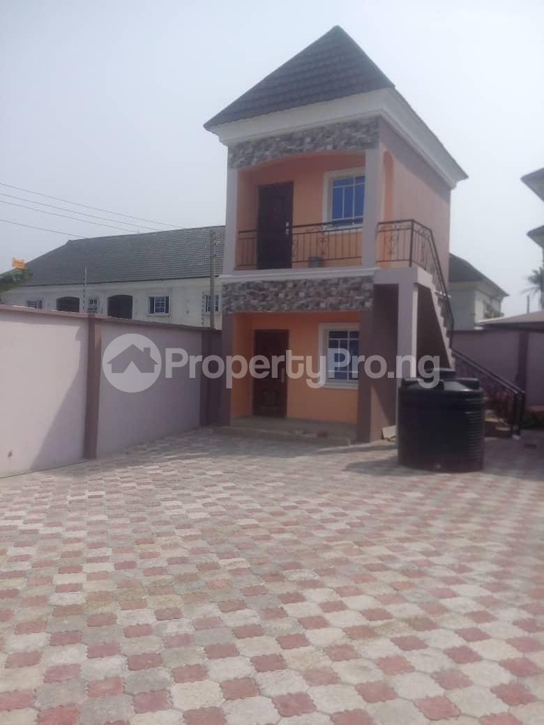 4 bedroom Detached Duplex House for sale Sars rd by Rukpokwu Rupkpokwu Port Harcourt Rivers - 8