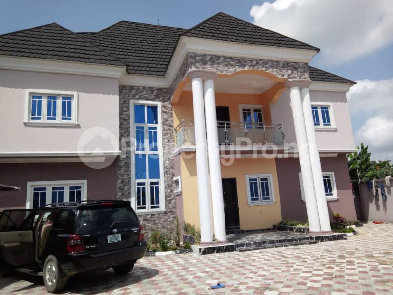 4 bedroom Detached Duplex House for sale Sars rd by Rukpokwu Rupkpokwu Port Harcourt Rivers - 0
