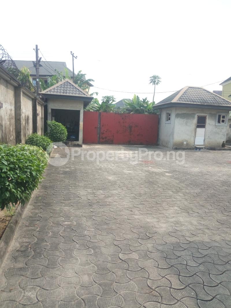 5 bedroom House for sale Shell Co operative Eliozu Port Harcourt Rivers - 2