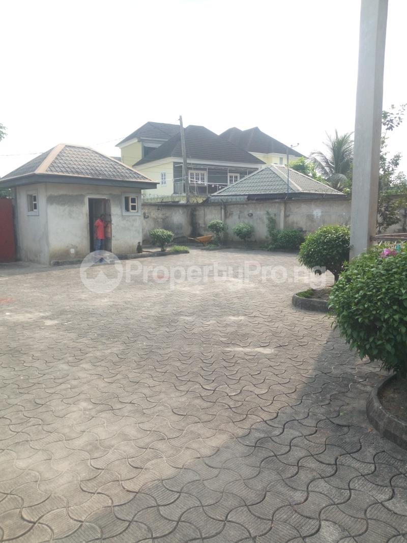 5 bedroom House for sale Shell Co operative Eliozu Port Harcourt Rivers - 3