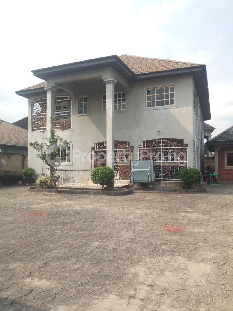 5 bedroom House for sale Shell Co operative Eliozu Port Harcourt Rivers - 4
