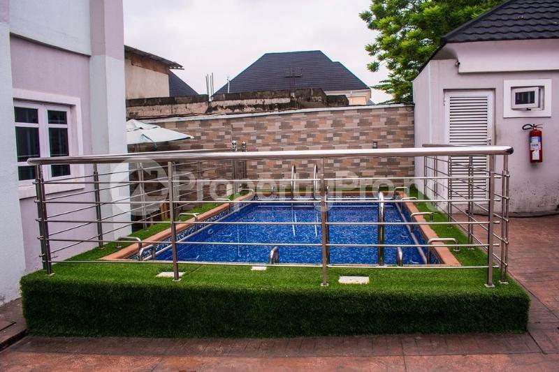 2 bedroom Flat / Apartment for shortlet Off Emmanuel Keshi Magodo GRA Phase 2 Kosofe/Ikosi Lagos - 1