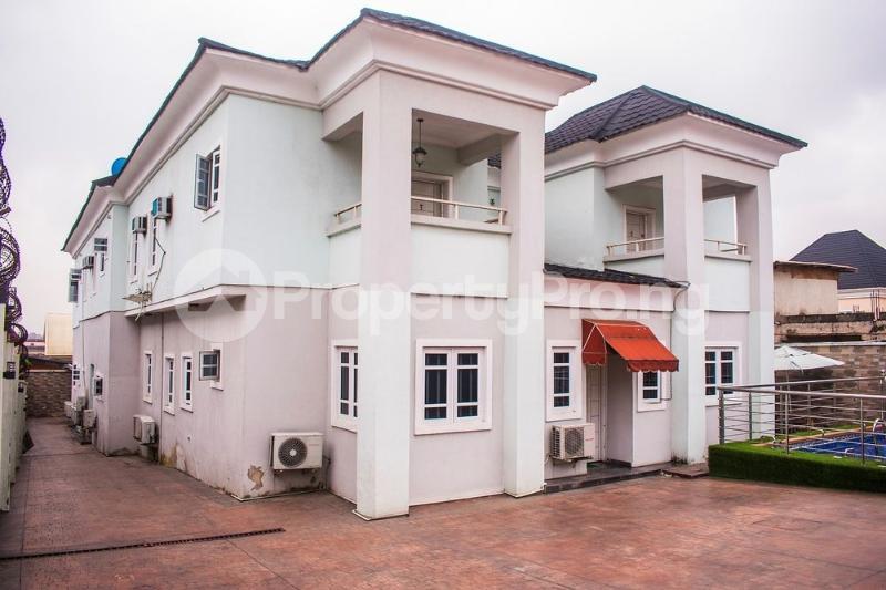 2 bedroom Flat / Apartment for shortlet Off Emmanuel Keshi Magodo GRA Phase 2 Kosofe/Ikosi Lagos - 0