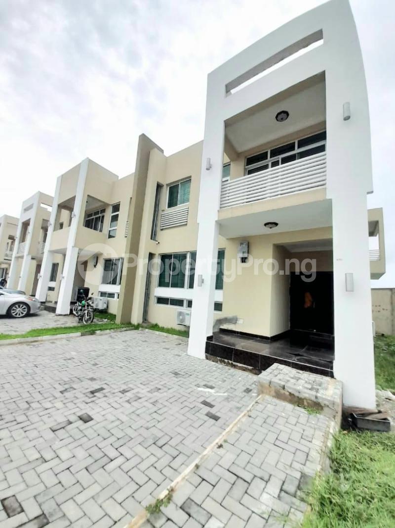 3 bedroom Terraced Duplex for shortlet Monastery Road By Shoprite Sangotedo Ajah Lagos - 0