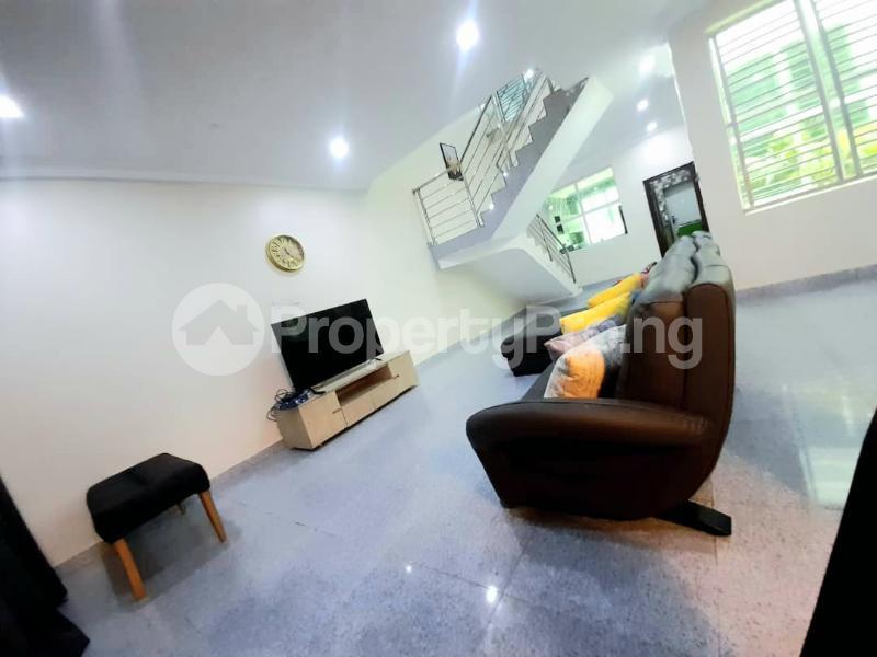 3 bedroom Terraced Duplex for shortlet Monastery Road By Shoprite Sangotedo Ajah Lagos - 2