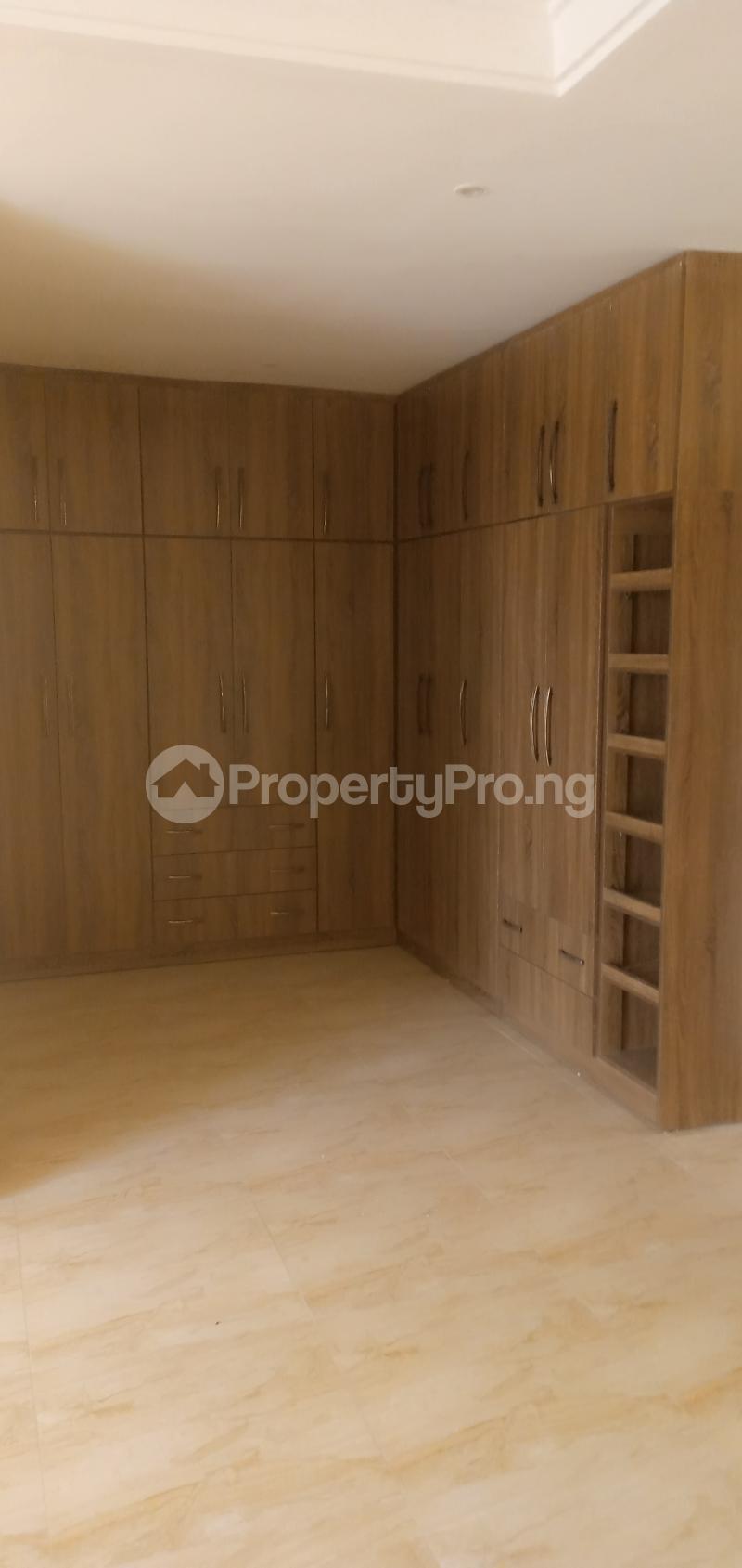 4 bedroom Terraced Duplex House for sale Close To Nnpc Guzape Guzape Abuja - 9