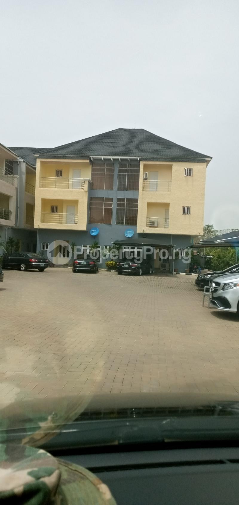 4 bedroom Terraced Duplex House for sale Close To Nnpc Guzape Guzape Abuja - 8