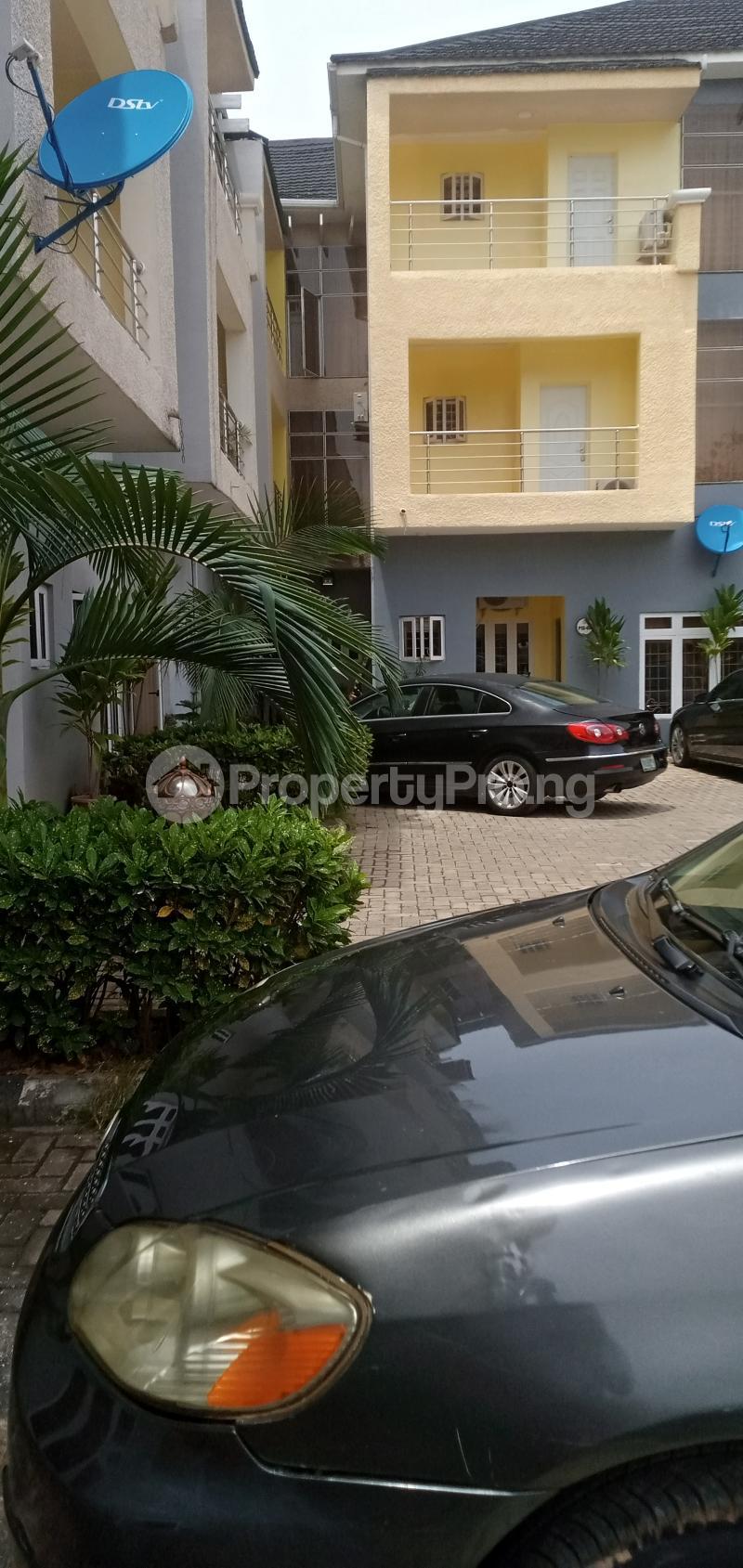 4 bedroom Terraced Duplex House for sale Close To Nnpc Guzape Guzape Abuja - 2