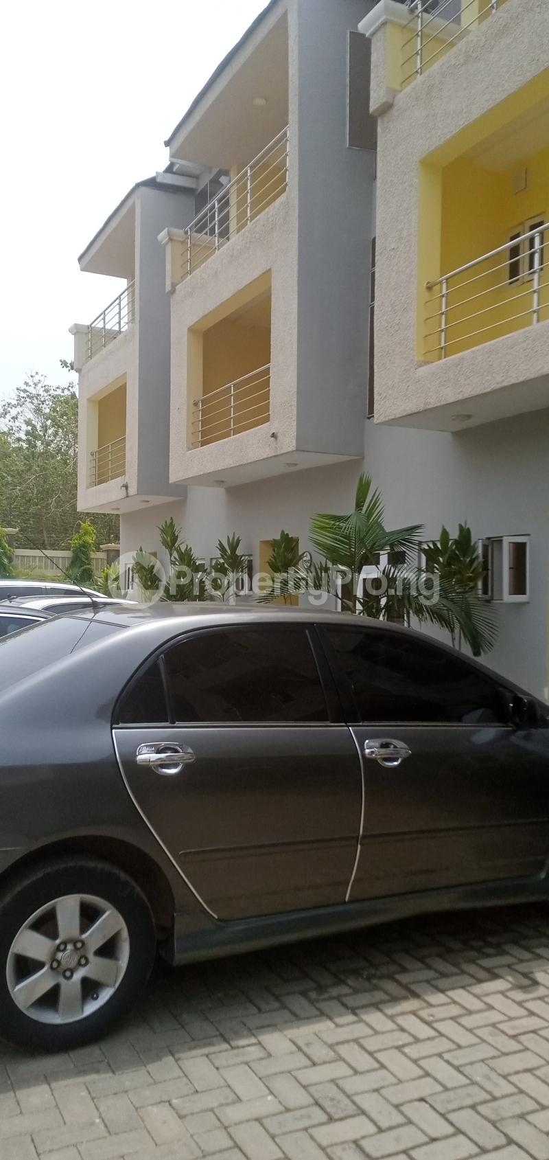 4 bedroom Terraced Duplex House for sale Close To Nnpc Guzape Guzape Abuja - 4