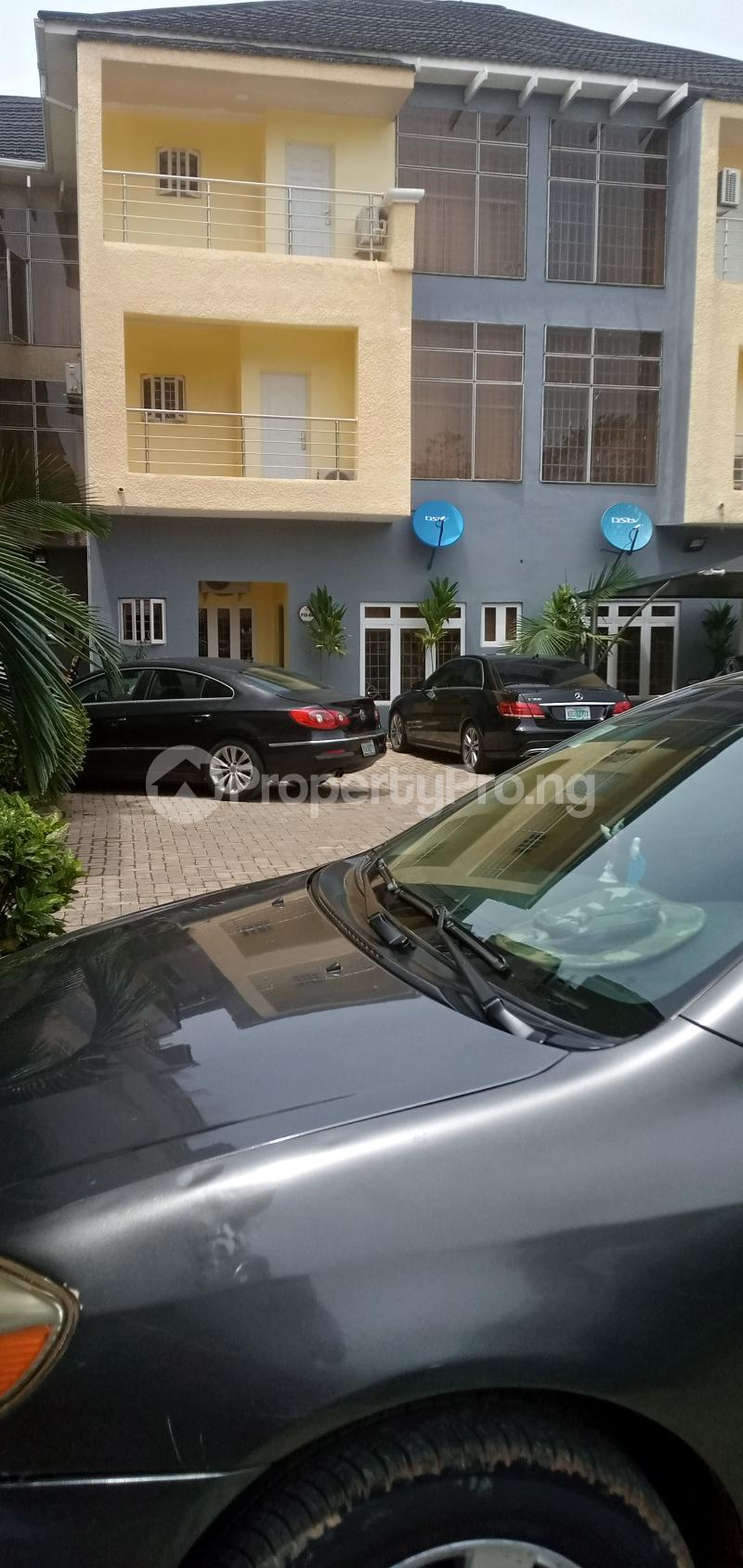 4 bedroom Terraced Duplex House for sale Close To Nnpc Guzape Guzape Abuja - 1