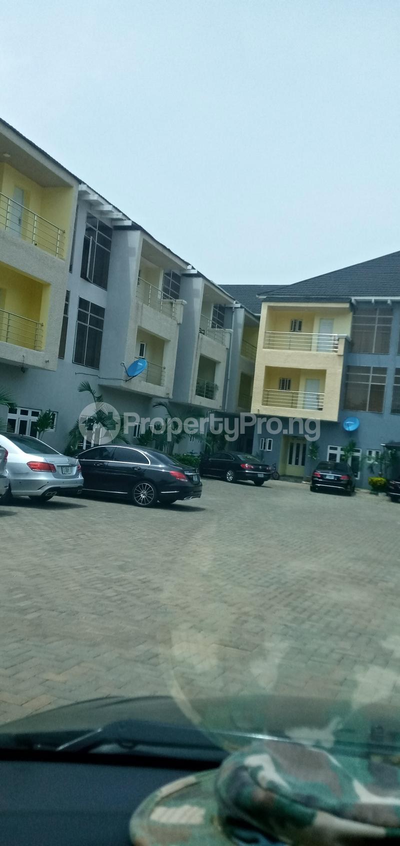 4 bedroom Terraced Duplex House for sale Close To Nnpc Guzape Guzape Abuja - 10
