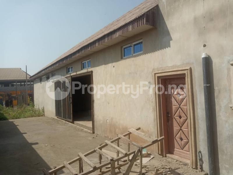 Warehouse Commercial Property for sale Mko Abiola way road Iyana Mortuary Abeokuta Ogun - 0