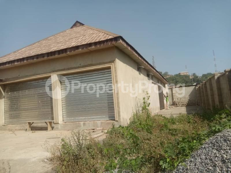 Warehouse Commercial Property for sale Mko Abiola way road Iyana Mortuary Abeokuta Ogun - 1